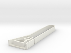 F450 Leg Extension (Longer) in White Natural Versatile Plastic