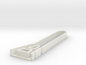 F450 Leg Extension (Longer) in White Strong & Flexible