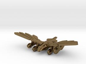 Murustan Harpy in Natural Bronze