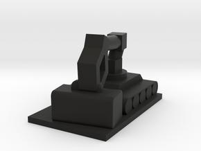 Explosive Ordinance Disposal, EOD Robot, 1/64 in Black Natural Versatile Plastic