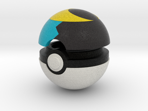Pokeball (Moon) in Full Color Sandstone