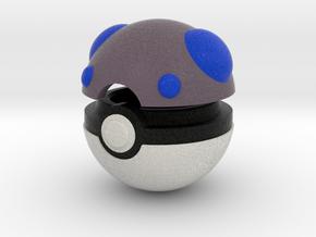 Pokeball (Heavy) in Full Color Sandstone