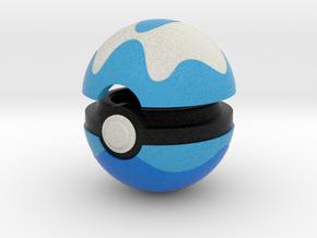 Pokeball (Dive) in Full Color Sandstone