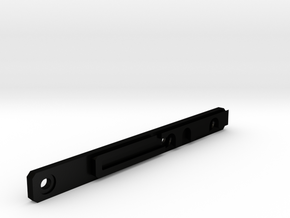 Rk95 side rail in Matte Black Steel