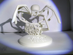 My New 3D Logo in White Natural Versatile Plastic