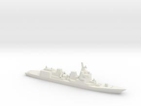 25DD (Speculation), 1/2400 in White Natural Versatile Plastic