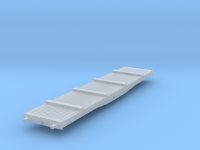 NER Quad (for NGS Bogies) in Smoothest Fine Detail Plastic