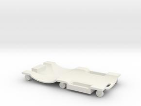 Deck Creeper Accessory (BSG-TRS, Galactiguise.com) in White Natural Versatile Plastic: 1:18