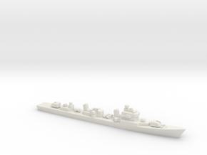 Type 051G1/2 Destroyer, 1/1800 in White Natural Versatile Plastic