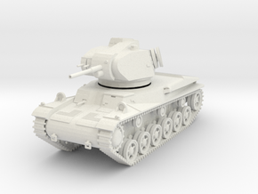 PV112 Stridsvagn m/42 (1/48) in White Natural Versatile Plastic