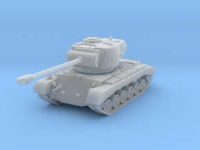 PV126C M26 Pershing (1/87) in Smooth Fine Detail Plastic