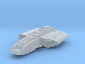Danube Class Scoutrunabout in Smooth Fine Detail Plastic