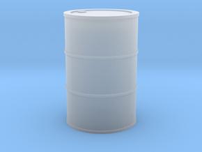 Oil Barrel 1/45 in Smooth Fine Detail Plastic