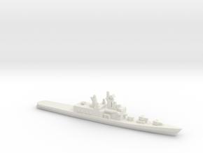 Shirane-class destroyer, 1/3000 in White Natural Versatile Plastic