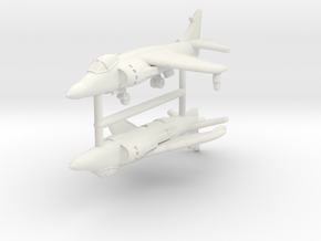 1/285 Sea Harrier FA Mk.2 (x2) in White Strong & Flexible