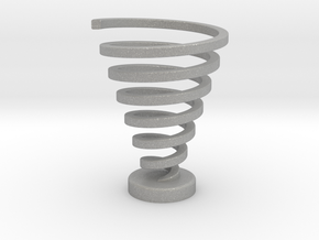 Ross Spiral Color - Original spin in Aluminum