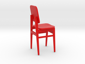 Miniature Chair in Full Color Sandstone