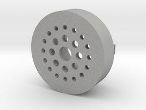 StarKiller V2 Pommel in Aluminum