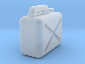Jerrycan 1/45 in Smooth Fine Detail Plastic