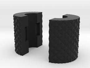 Bolex Rewind Key Handle in Black Natural Versatile Plastic