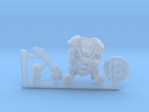 Orc Looter in Frosted Extreme Detail