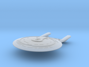 Galaxy Class in Smooth Fine Detail Plastic