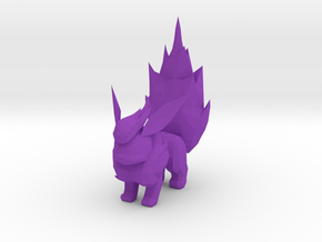 Flareon-1 in Purple Strong & Flexible Polished