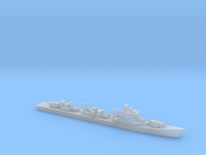 Type 051DT Destroyer, 1/3000 in Smooth Fine Detail Plastic