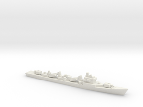 Type 051D Destroyer, 1/3000 in White Natural Versatile Plastic
