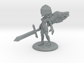 ARAEL THE HALF SERAPH in Polished Metallic Plastic