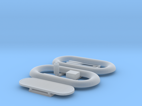 CarleyFloat&Fittings in Smooth Fine Detail Plastic