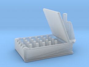 HedgeHog MK 10 Mod 1 1/144 Scale in Smooth Fine Detail Plastic