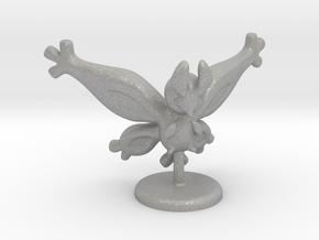 Shiny Mothim in Aluminum