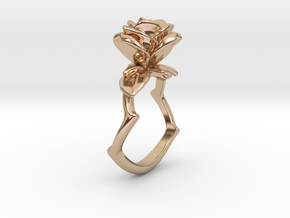 A Bewitching in 14k Rose Gold