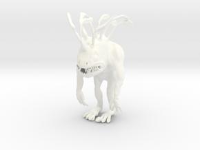World Of Warcraft: Murloc in White Processed Versatile Plastic