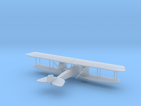 Rumpler G.III in Smooth Fine Detail Plastic: 1:285