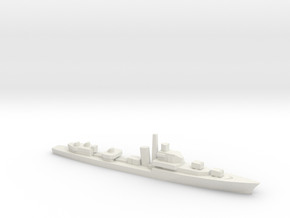Battle-class destroyer Group 3, 1/1800 in White Natural Versatile Plastic