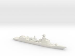 051B Destroyer (2016), 1/2400 in White Natural Versatile Plastic