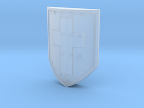 Magic Shield for A Link Between Worlds Figma in Smooth Fine Detail Plastic