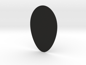 Avocadotoro Stand in Black Natural Versatile Plastic