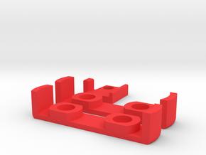 Evasion Prime to Ginrai in Red Processed Versatile Plastic