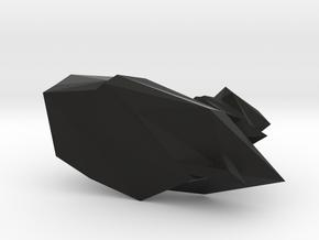 Mew in Black Natural Versatile Plastic