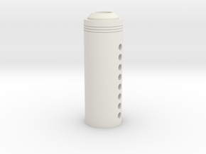 LPA NN-14 Barrel One Piece in White Natural Versatile Plastic