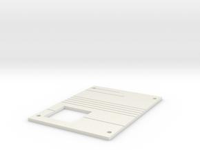 LPA NN-14 Left Panel in White Natural Versatile Plastic
