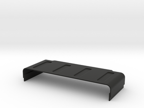 Fj45 Ute Wall Gelande in Black Natural Versatile Plastic