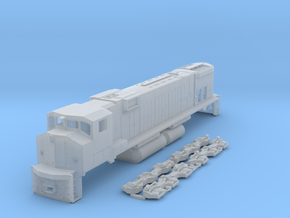 M630w N Scale in Frosted Ultra Detail
