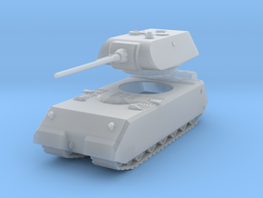 FW05A Pzkw VIII Maus (1/160) in Smooth Fine Detail Plastic
