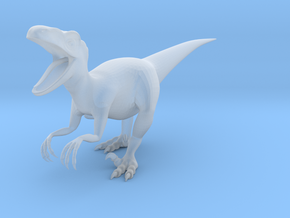 velociraptor in Smooth Fine Detail Plastic