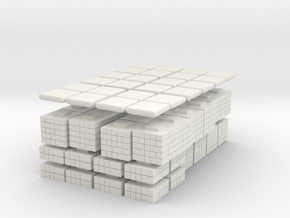 HeroQuest-Increase Elements in White Natural Versatile Plastic