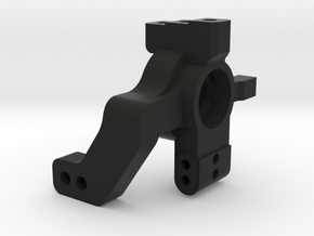 MST VX Knuckle V4 right in Black Natural Versatile Plastic
